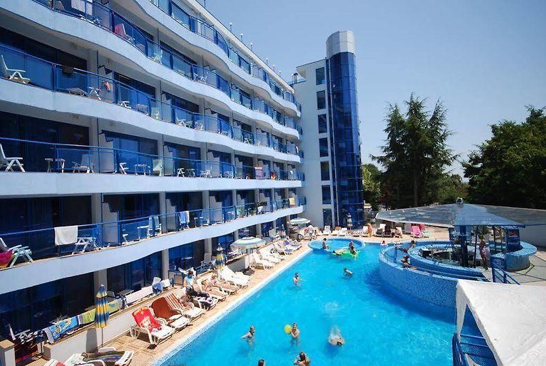 Bulgarien Goldstrand Hotel Karte.Aphrodite Hotel Goldstrand